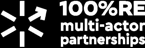 100%RE – Multi Actor Partnership